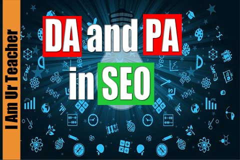 da and pa in seo