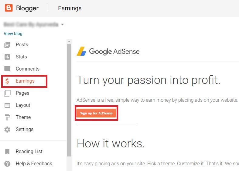 google adsense approval 2