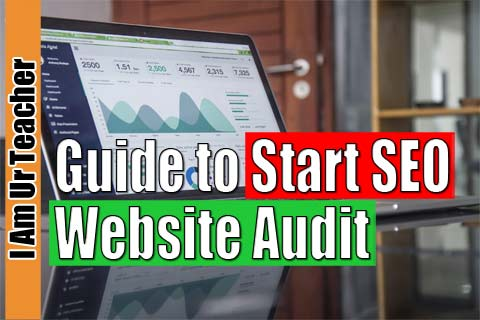 guide to start seo website audit