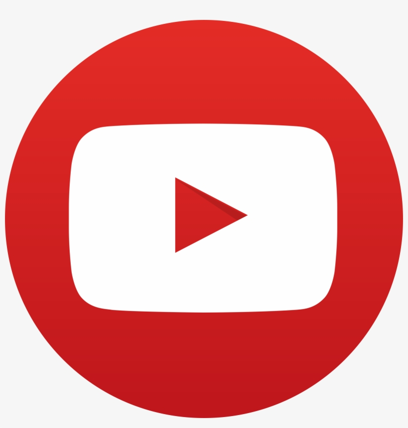 3 30986 youtube play button png youtube logo round png