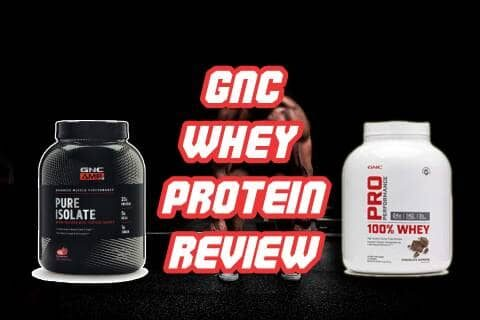 GNC Whey Protein Review: Is it good for a beginner?