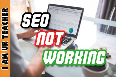 SEO not working? Most effective guide to fix your SEO