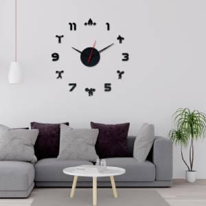 Creative DIY Wall Clocks 4