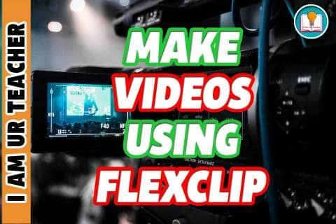 Make videos using flexclip