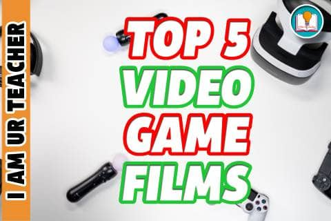 Top 5 video game films