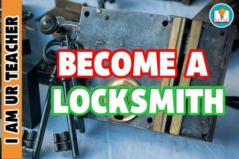 become a locksmith