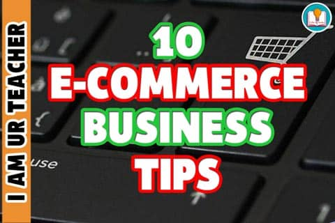 e-commerce business tips