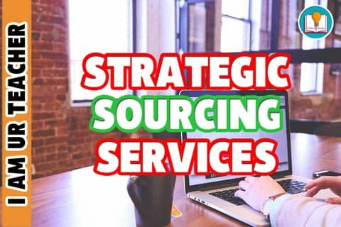 Strategic Sourcing Services