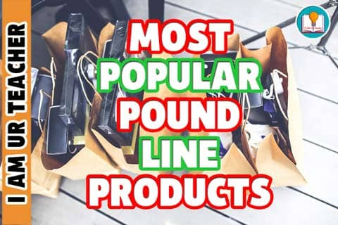 Most Popular Pound Line Products