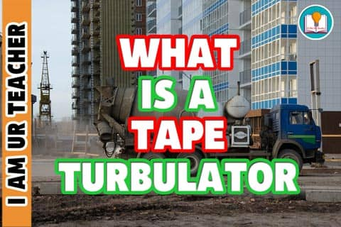 tape turbulator
