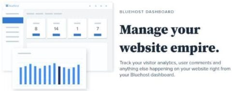 bluehost hosting speed and performance