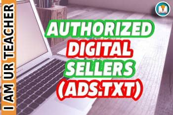 Authorized Digital Sellers (Ads.txt)