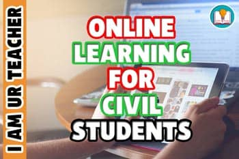 online learning for civil students
