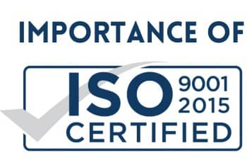 ISO 9001 2015 and its importance