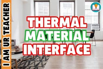 Best use of thermal interface materials for water cooling!